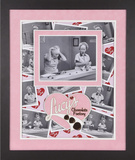 "I Love Lucy ""Chocolate Factory"" framed presentation Framed Memorabilia"