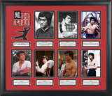 "Bruce Lee ""Affirmations"" limited edition framed presentation Framed Memorabilia"