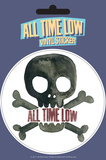 All Time Low Vinyl Stickers Stickers