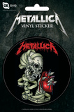 Metallica Heart Vinyl Stickers Stickers
