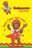 Rastamouse Vinyl Stickers Stickers