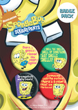Spongebob Badge Pack Button