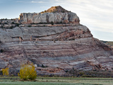 Permian Sandstone, Cisco, Utah, USA Photographic Print by Ellen Bishop