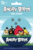 Angry Birds Group Vinyl Sticker Stickers