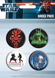 Star Wars Badge Pack Badge