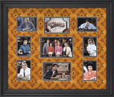 Cheers limited edition framed presentation with nine photos Framed Memorabilia