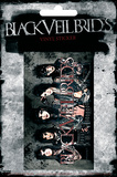 Black Veil Brides Vinyl Stickers Stickers