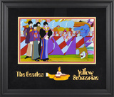 "The Beatles ""Yellow Submarine"" limited edition framed presentation Framed Memorabilia"