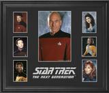 Star Trek: The Next Generation limited edition framed presentation Framed Memorabilia
