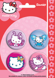 Hello Kitty Badge Pack Badge