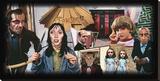 Redrum Lærredstryk på blindramme af Justin Reed