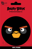 Angry Birds - Black Bird Bomb Vinyl Sticker Stickers