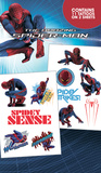 The Amazing Spiderman Tattoo Packs Temporary Tattoos