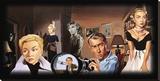 Justin Reed - Man of Mystery Reprodukce na plátně