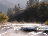 The Rogue River in the Southwestern Part of Oregon Flows About 215 Miles Photographic Print by Sean Bagshaw