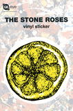 The Stone Roses Vinyl Sticker Stickers