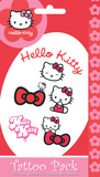 Hello Kitty Tattoo Packs Temporary Tattoos