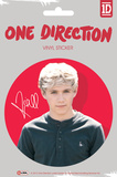 One Direction - Niall Vinyl Sticker Klistermærker