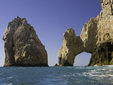 Lands End Arch, Cabo San Lucas, Baja California, Mexico Photographic Print by David Cobb