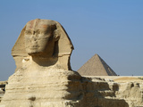 Sphinx, Giza, Cairo, Egypt Photographic Print by Gary Cook