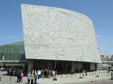 Bibliotheca Alexandrina, Library, Alexandria, Egypt Photographic Print by Gary Cook