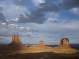 Monument Valley Is a Region of the Colorado Plateau Photographic Print by Sean Bagshaw