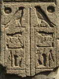 Hieroglyphics at Memphis, Egypt Photographic Print by Gary Cook