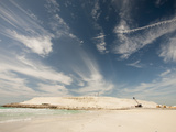 Reclaiming Land from the Sea in Dubai, Uae Photographic Print by Ashley Cooper