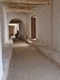 Narrow Alleyway in the Old Town, Ghadames, Libya Photographic Print by Gary Cook