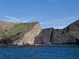 Contact Zone, Punta Vincente Roca, Isabela Island, Galapagos Islands, Ecuador Photographic Print by Gerald & Buff Corsi