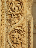 Carvings on the Arch of Septimus Severus, Leptis Magna Roman Ruins, Libya Photographic Print by Gary Cook