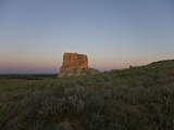 Jail Rock, Nebraska, USA at Sunset Photographic Print by Charles Doswell