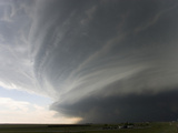 Supercell Near Limon, Colorado Photographic Print by Charles Doswell