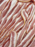 Slices of Bacon Photographic Print by Wally Eberhart