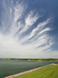Advancing Cirrus Cloud Formations in Southwestern South Dakota Photographic Print by Charles Doswell
