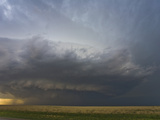 Supercell in the Oklahoma Panhandle Photographic Print by Charles Doswell