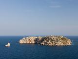 Medes Islands, Costa Brava, Catalonia, Spain Photographic Print by Reinhard Dirscherl