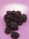 Prunes are Made from Dried Plums (Prunus Domestica) Photographic Print by Wally Eberhart