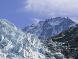 Melting Seracs on the The Argentiere Glacier, Chamonix, France Photographic Print by Ashley Cooper