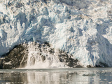 The Aialick Glacier in Kenai Fjords National Park in Alaska, USA Is Receding Photographic Print by Ashley Cooper