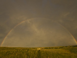 Rainbow in Central Nebraska, USA Photographic Print by Charles Doswell