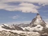 The Matterhorn in Switzerland Photographic Print by Ashley Cooper