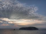 Medes Islands at Costa Brava, Catalonia, Spain Photographic Print by Reinhard Dirscherl