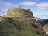 Sun Temple, Inca Ruins of Ingapirca, Ecuador Photographic Print by Gary Cook