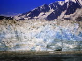 Low Altitude, Hubbard Glacier This Is the Very Face of the Advancing Glacier Photographic Print by Jeff Daly