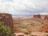 Canyonlands National Park, Street Mesa Photographic Print by John Cornell