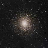 M14 (NGC 6402) Is One of the Brighter Globular Clusters Photographic Print by Robert Gendler