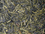 Green Sencha Tea Grown in the Zhejiang Province of China Photographic Print by Ken Lucas