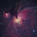 M42, the Orion Nebula Photographic Print by Robert Gendler
