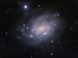NGC 300, Spiral Galaxy in Sculptor Photographic Print by Robert Gendler